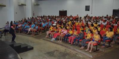 ROLIM DE MOURA: Prefeitura intensifica ações de mobilização com alunos da rede ensino...