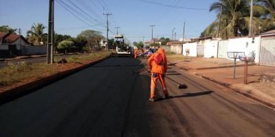 ROLIM DE MOURA: TCU desembaraça processo que libera 30 km de asfalto
