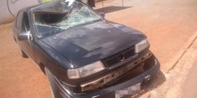 Motorista bêbado atropela e mata homem
