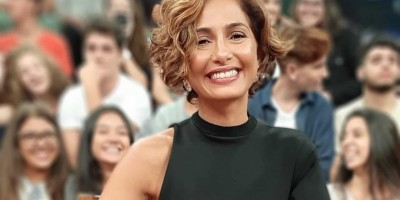 Camila Pitanga estaria namorando pela primeira vez com uma mulher