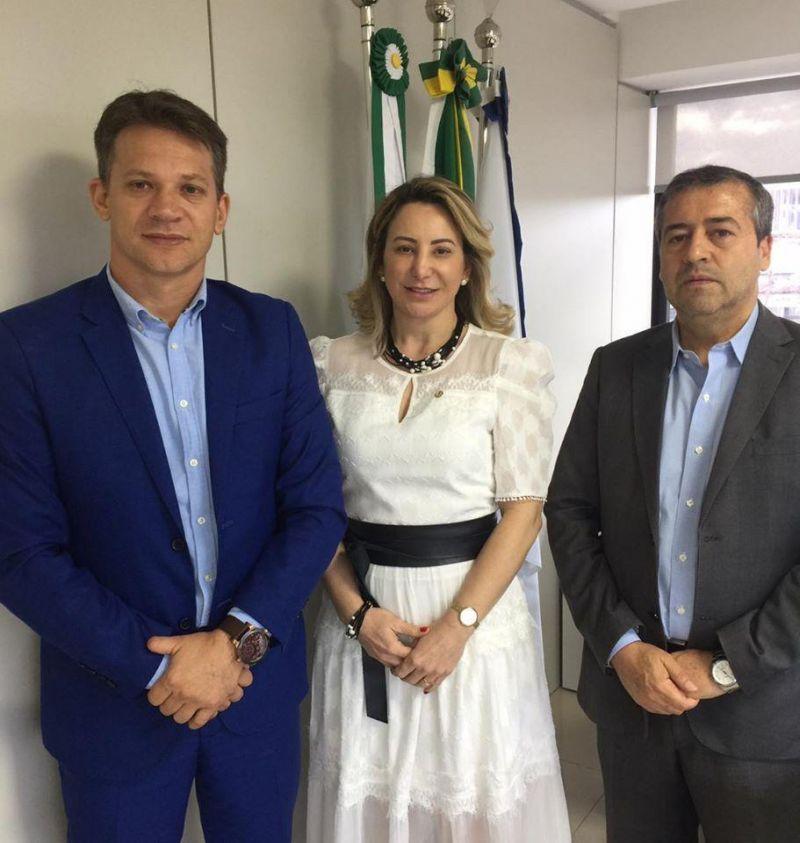 Jaqueline Cassol confirma R$ 2 milhões para Alta Floresta