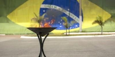 PORTO VELHO: Exército Brasileiro vai incinerar bandeiras nacionais inservíveis