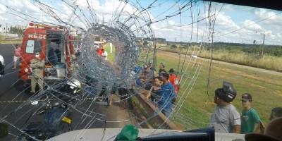 Acusado de matar caminhoneiro a pedrada é condenado a 17 anos de prisão em Vilhena
