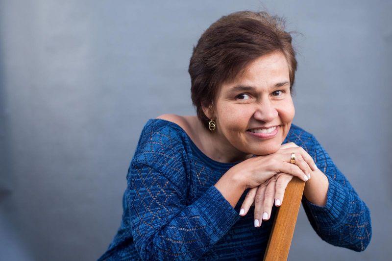 Atriz Cláudia Rodrigues é internada novamente em São Paulo