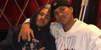 Com Neymar, Gabriel Medina faz festa para celebrar os 26 anos
