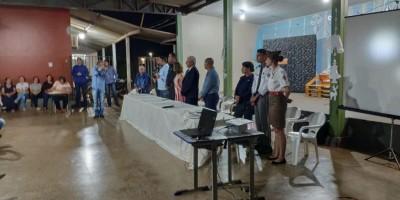 Escola Priscila em Rolim de Moura adere ao modelo Cívico-Militar