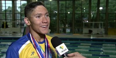Falta de estrutura pode fazer nadador trocar Brasil por Holanda