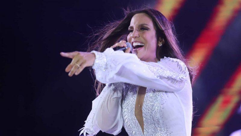 Ivete Sangalo manda indireta durante show: