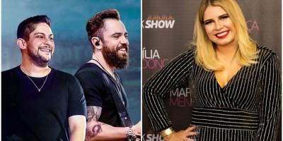 Marília Mendonça e Jorge & Mateus farão shows juntos em 2020
