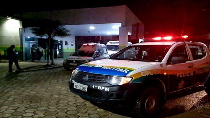 Menina de 15 anos sofre tentativa de homicídio a tiros em casa de eventos