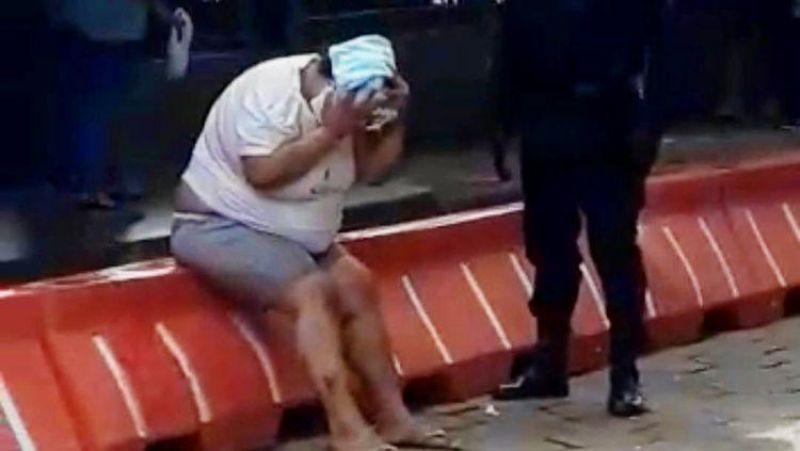 Mulher é agredida na cabeça por foragida na rodoviária de Porto Velho