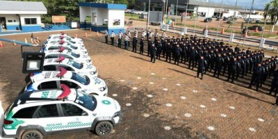 Polícia Militar de Rondônia monta estratégia para desencadear a Operação Fim de Ano...