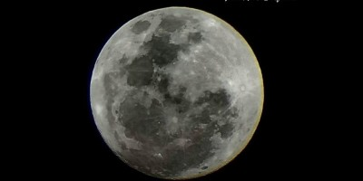 Sexta-feira 13 terá Lua Cheia pela primeira vez em duas décadas