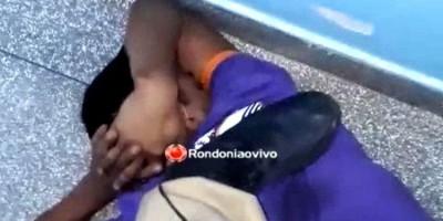 Ladrão é recebido a tiros por vigilante ao invadir Centro de Zoonoses em Porto Velho;...