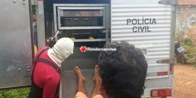 Homem é preso após matar o irmão a pancadas em Porto Velho