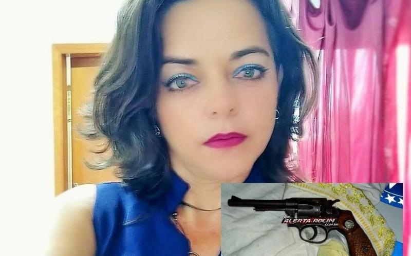 Atualização: Em Rolim, servidora estadual é baleada e socorrida as pressas ao hospital; marido confessa o crime à PM