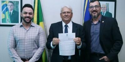 Escola Priscila em Rolim de Moura é transformado oficialmente em Colégio Militar pelo...