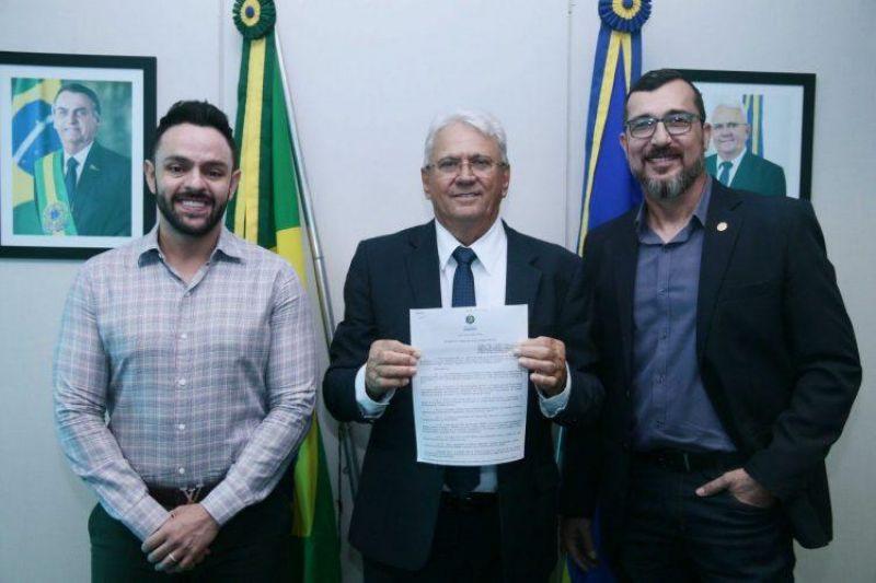 Escola Priscila em Rolim de Moura é transformado oficialmente em Colégio Militar pelo governo de Rondônia