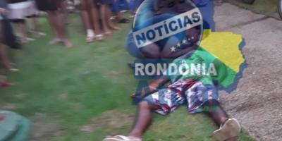 Adolescente é executado com vários tiros em condomínio de Porto Velho