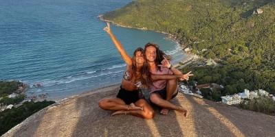 Apresentadora portuguesa fala sobre namoro com Vitor Kley