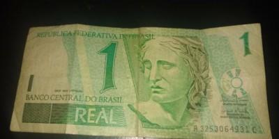 Brasil tem 148 milhões de notas de R$ 1 em circulação; Seu valor pode chegar a R$ 200