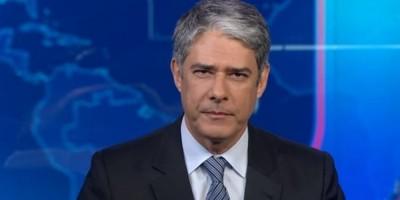 'Regina Duarte terá de pedir suspensão da TV' diz Bonner em nota durante Jornal...