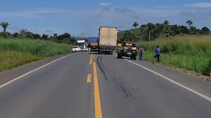 Atualização: Acidente entre Ouro Preto e Jaru deixa ao menos 5 feridos; veja o vídeo