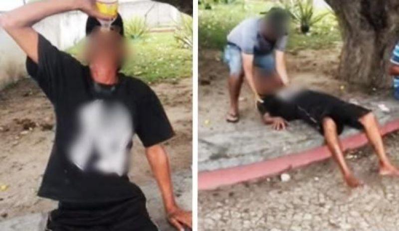 Homem morre após fazer aposta ao beber um litro de pinga sem parar; veja o vídeo
