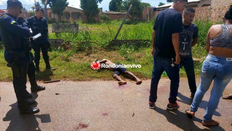 Ladrão é linchado pela população após roubar mulher em Porto Velho; veja o vídeo