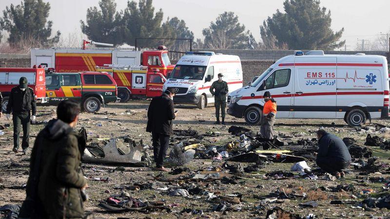 Novo vídeo mostra que dois mísseis atingiram avião ucraniano no Irã; veja o vídeo