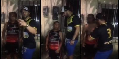Vídeo de participante do BBB20 humilhando e rasgando roupa de torcedor viraliza na...