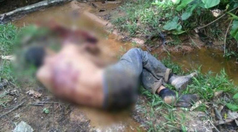 Homem é encontrado morto com 17 facadas às margens de igarapé no Acre
