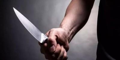 Homem mata outro a facadas e esquece celular no local do crime