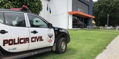 Rapaz bêbado e sem CNH é preso com armas e munições em carro em Ariquemes