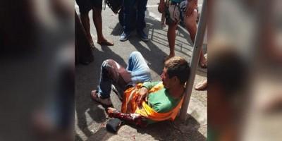 Flanelinha é esfaqueado durante briga em Manaus
