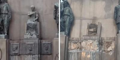 Estátua de 400 Kg e 2 metros de altura é furtada no Rio de Janeiro