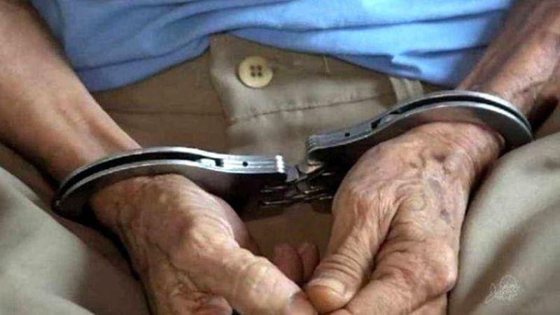 Idoso é preso por dirigir embriagado e bater em vários carros no trajeto em Vilhena