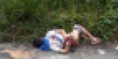Jovem é achado morto com mãos e pés amarrados próximo a balneário em Boa Vista