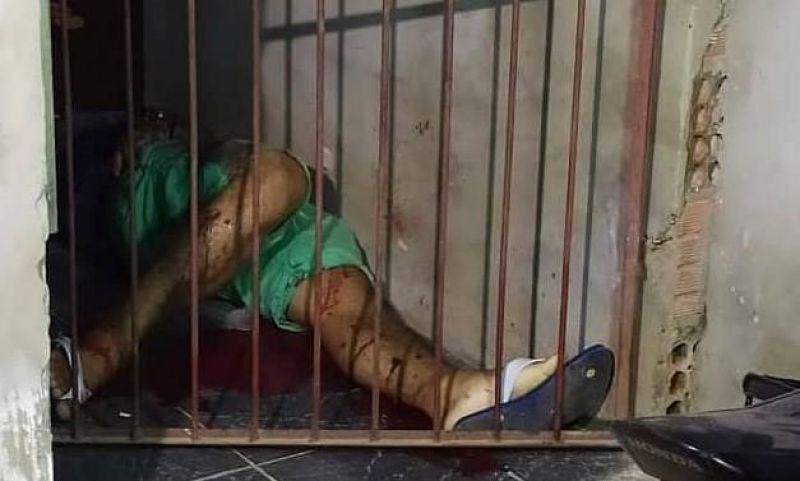 Membros de facção matam ex-presidiário com mais de 10 tiros