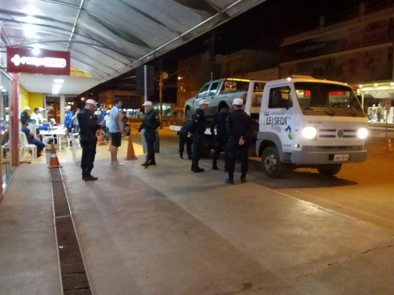 Prefeitura de Rolim de Moura esclarece que Blitz da Lei Seca é competência do Governo de Rondônia