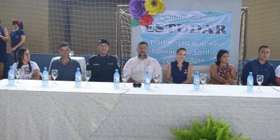 ROLIM DE MOURA: Vereador Dr. Lauro destaca importância da educação durante abertura do...