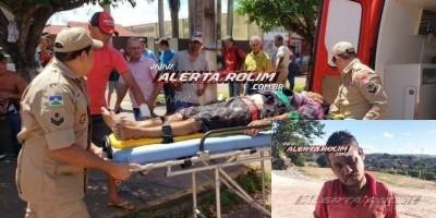 Suspeito de matar andarilho em Rolim de Moura é preso pela Polícia Militar em Santa...