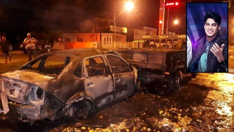 Cantor sertanejo Henrique morre após ficar 22 dias internado