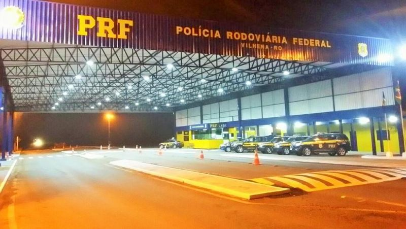 PRF informa que BR-364 não está fechada e pede população não use o 191 como tira dúvidas