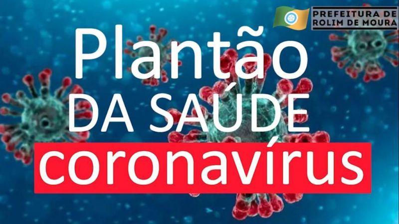 Rolim de Moura tem 06 casos suspeitos de coronavírus, segundo secretaria de saúde