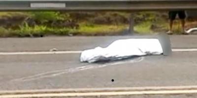 Motociclista morre após ser achado caído em rodovia pelo irmão em Alto Paraíso