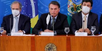 Bolsonaro volta atrás e diz que mandou revogar artigo da MP que permite suspensão de...