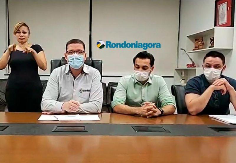 RONDÔNIA: Governador libera várias atividades a saírem da quarentena