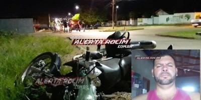 Motociclista socorrido em Rolim com suspeita de traumatismo, não resiste e morre em...