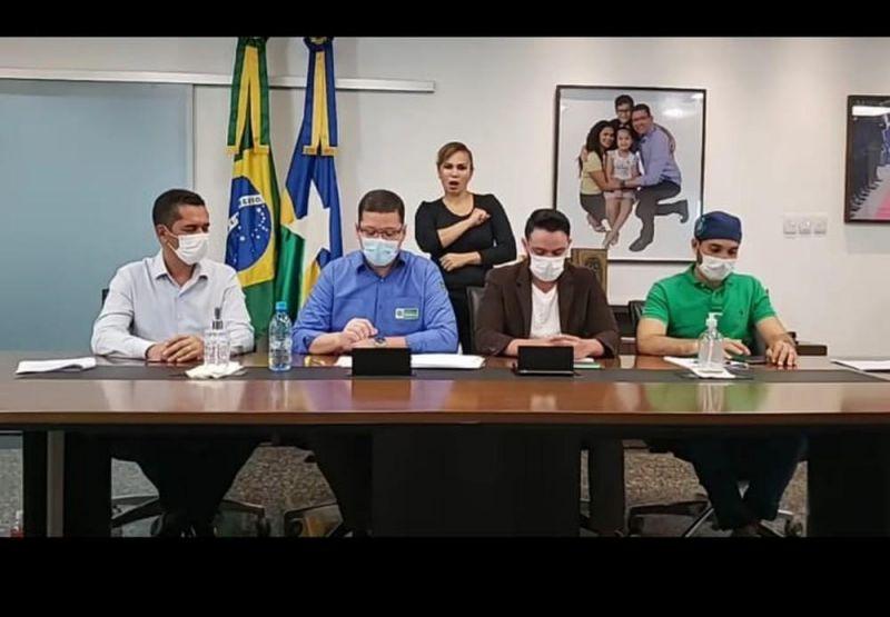 Rolim de Moura tem 1º caso positivo para coronavírus, afirma Sesau; Rondônia tem 14 casos